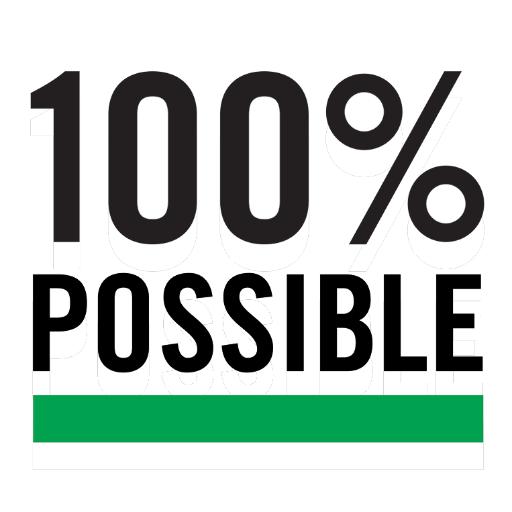100% UW